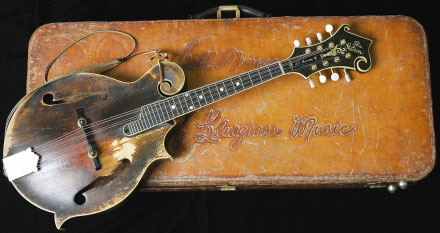 Case Notes for Mandolins
